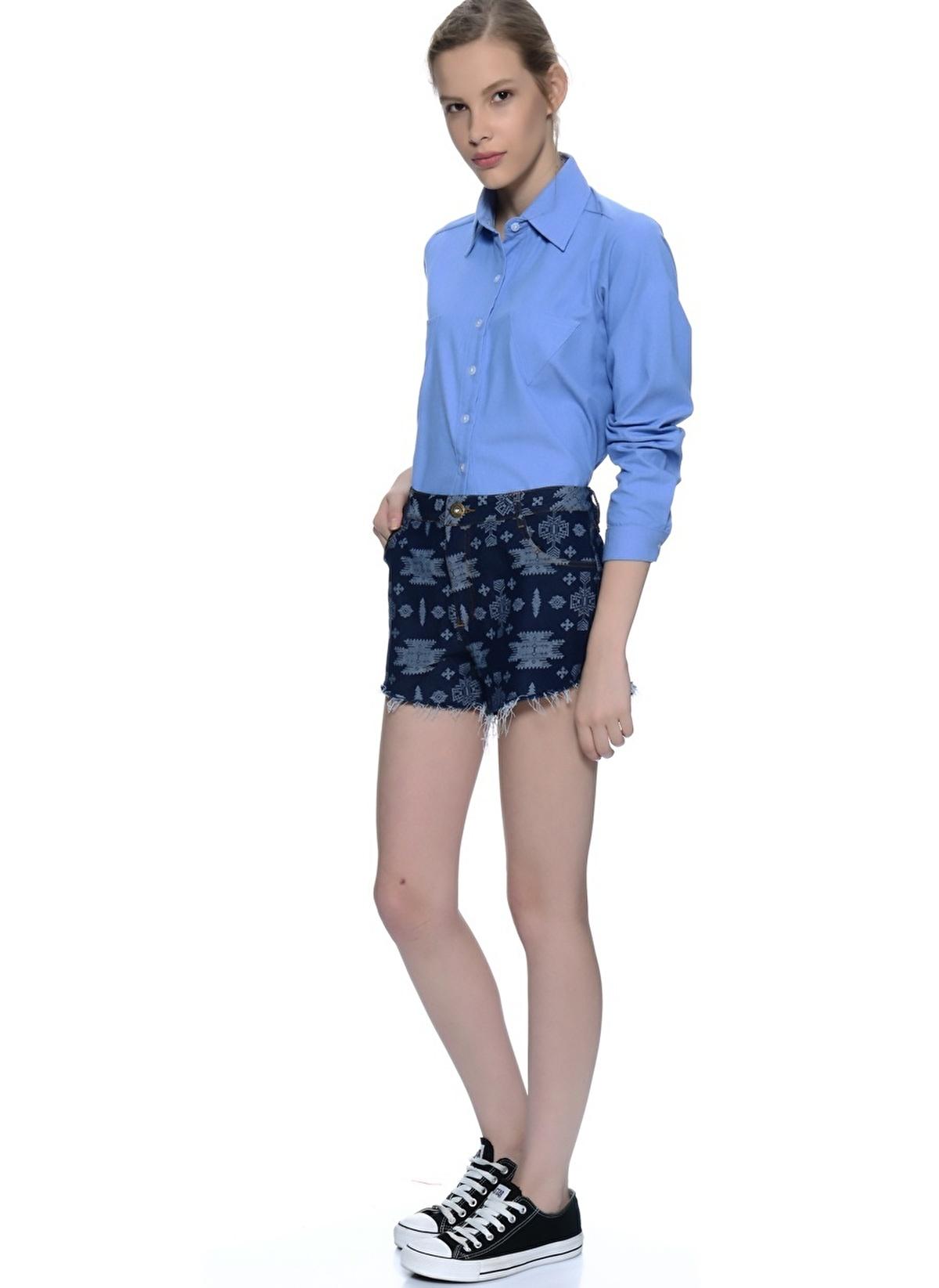 Freemınds Şort Es15709 – Oca Shorts – 61.99 TL